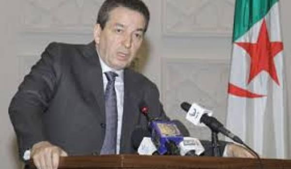 Amara Benyounès, soutien intéressé de Bouteflika