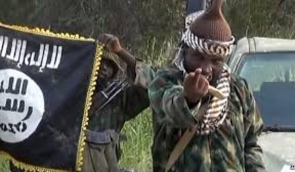 Le chef  de Boko haram dans un de ses numéros.