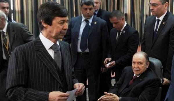 Abdelaziz et Saïd Bouteflka, les deux fers du pouvoir.