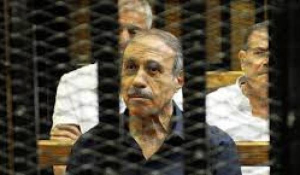 Le général Habib al-Adly