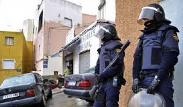 L'Espagne annonce l'arrestation de huit jihadistes présumés