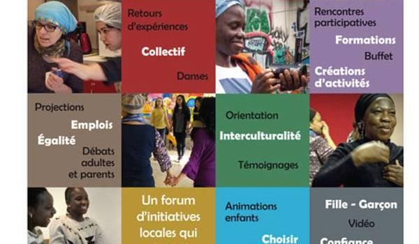 """4e édition du forum """"Femmes en actionS"""""""