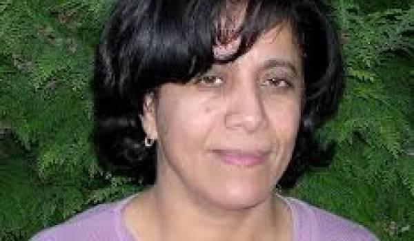 L'agression qu'a subie Cherifa Kheddar par des policiers laisse indifférentes les autorités