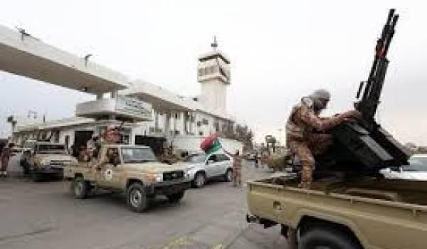 La mort au bout des canons en Libye