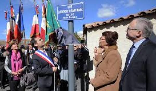 Robert Ménard réécrit l'histoire de la colonisation dans sa petite ville de Béziers.