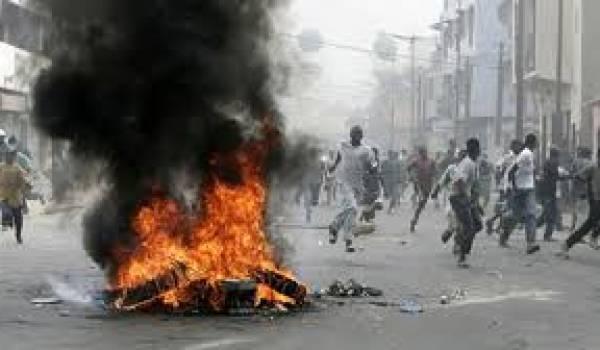 La présidentielle au Nigeria est émaille de fraude.