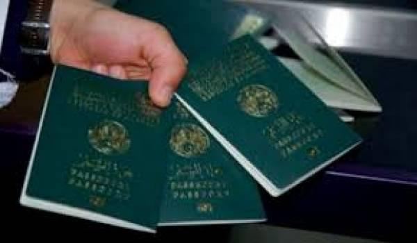 r duction de d lai de livraison des passeports biom triques l 39 actu en alg rie et ailleurs. Black Bedroom Furniture Sets. Home Design Ideas