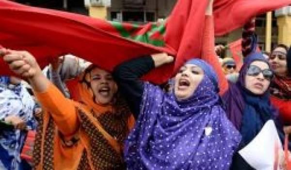 Les Marocaines ont marché pour la parité