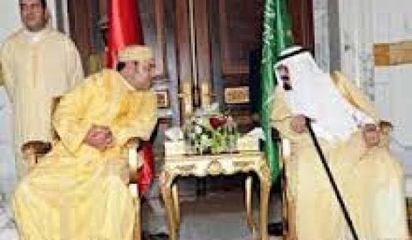 Les rois absolutistes arabes.
