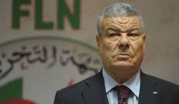 Amar Saadani, comme tous les dirigeants algériens, préfère soigner ses bobos dans la capitale franaçaise.