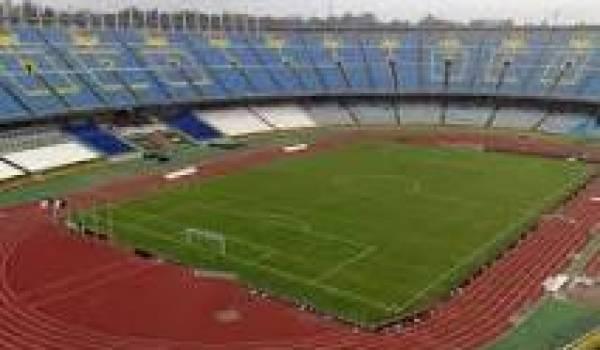 Le stade aura enfin sa nouvelle pelouse.