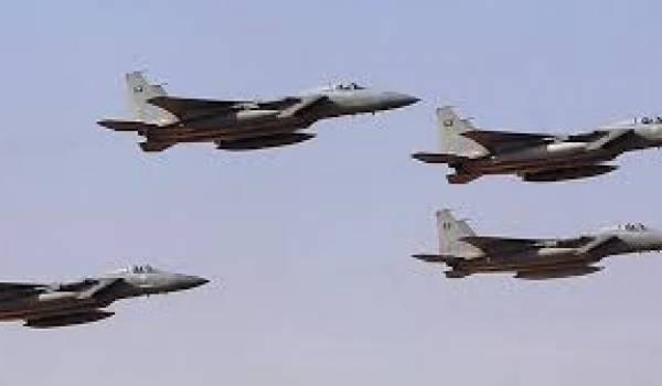 L'Arabie saoudite a lancé une opération aérienne contre les Houthis