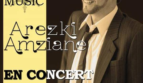 L'affiche du concert.