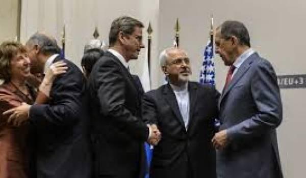 Un accord a été trouvé entre le groupe 5+1 et l'Iran sur le nucléaire de ce dernier.