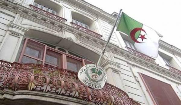 De nouveaux locaux pour le consulat d'Algérie à Grenoble