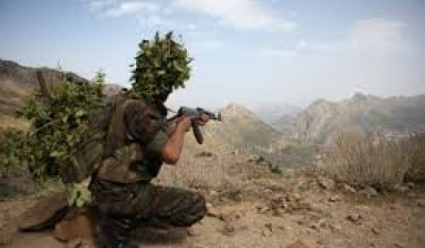 Cinq terroristes éliminés par les soldats de l'ANP