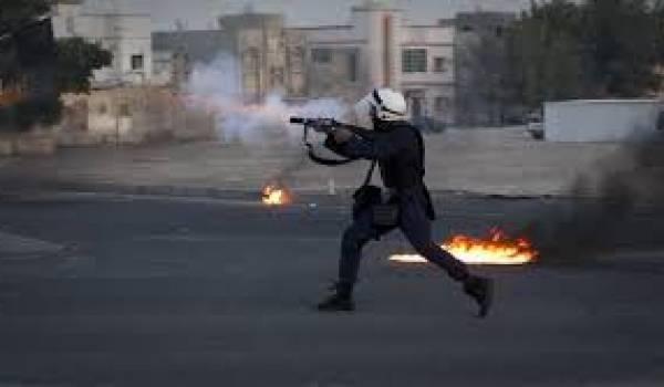 La répression s'est abattue sur les manifestants chiites à Manama.
