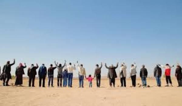 Les Kurdes enlevés ont été libérés.