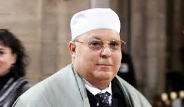 Dalil Boubekeur, recteur de la Mosquée de Paris