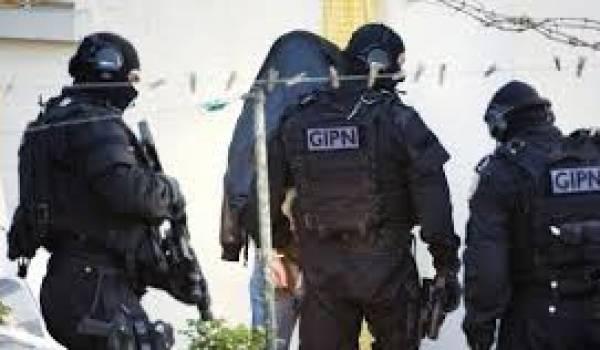 Le suspect a été arrêté au sein d'une cité universitaire de Paris.