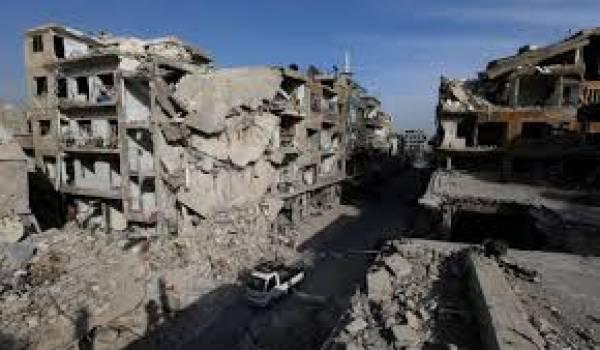 La Syrie : un pays ravagé par la guerre, un peuple martyrisé.