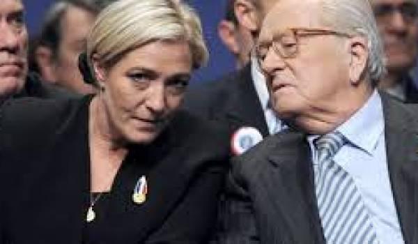 Marine Le Pen refuse que son père, fondateur du parti, se présente en Région PACA pour les régionales.