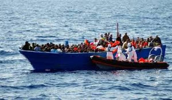 Les Européens font semblant d'apprendre les centaines de mort en Méditerranée.