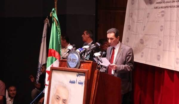 Mohamed Nebbou, Premier secrétaire du FFS,