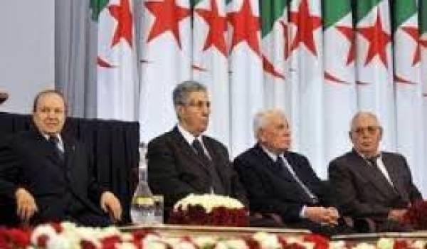 Les présidents.