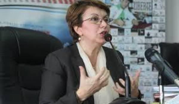 Nadia Labidi, ministre de la Culture.