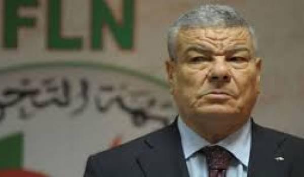 Amar Saidani, patron du FLN