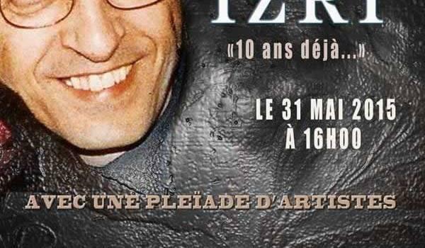 L'affiche de l'événement.