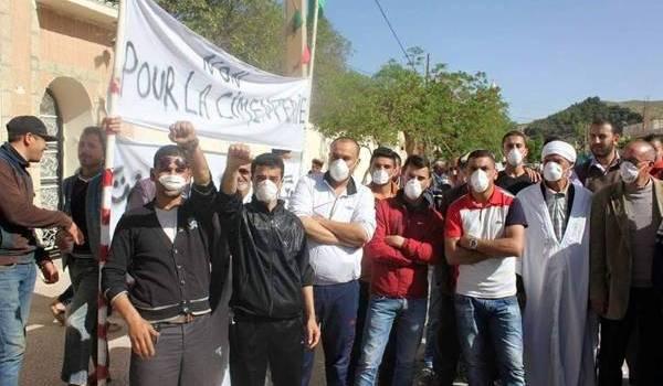 Batna mobilisée contre la construction d'une cimenterie