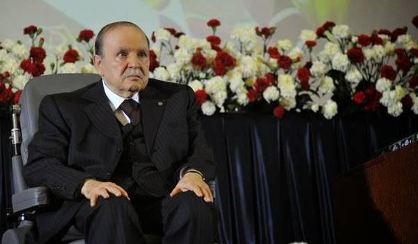 Bouteflika, l'incarnation du statu quo.