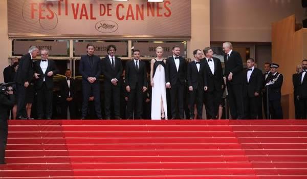 Cannes accueille le monde du cinéma.