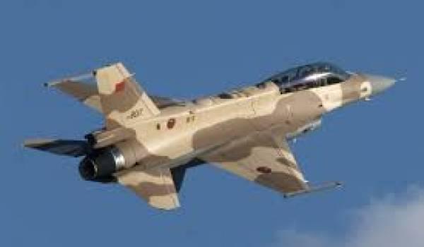 Un F16 marocain s'est crashé au Yémen.