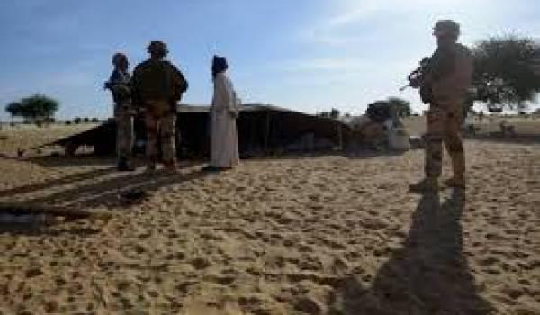 Quatre terroristes tués par les forces spéciales françaises.
