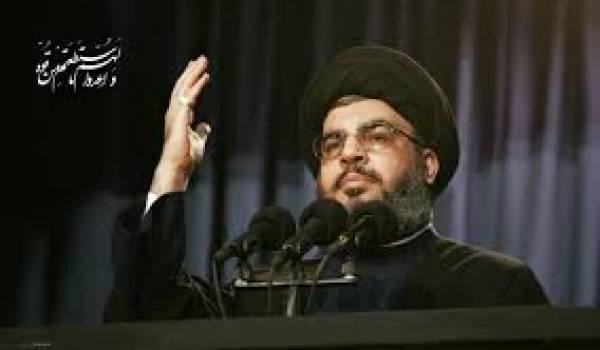 Nasrallah, le chef du Hezbollah a justifié la présence du Hezbullah au côté du régime de Damas
