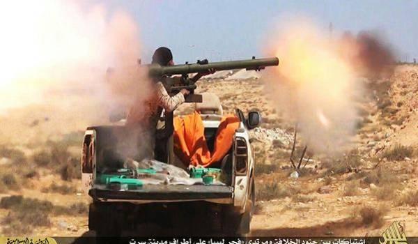 L'avancée de ce groupe djihadiste risque de déstabiliser la région. Photo propagande de l'EI.