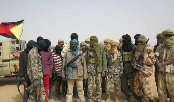Des combattants du MNLA qui ont refusé les accords d'Alger.