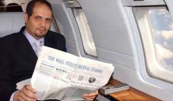 Abdelmoumène Rafik Khelifa, ancien PD-G de Khalifa Bank