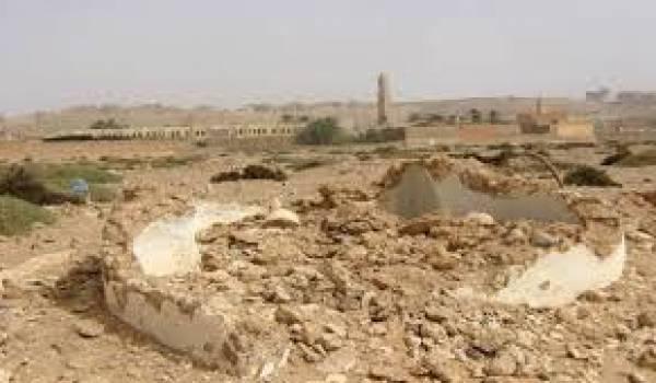 Le patrimoine mozabite a été pillé et saccagé par des hordes de voyous
