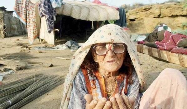 Le système d'aide aux personnes dans la pauvreté en Algérie est en panne.
