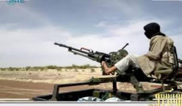 Le groupe terroriste Al Mourabitoune retiendrait un otage européen.