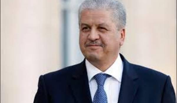 Abdelamlek Sellal maintenu à la tête du IV gouvernement.