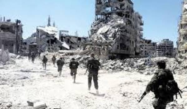 La Syrie, un pays dévasté par la guerre