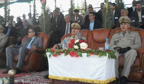 La cérémonie militaire organisée à Batna.