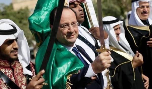 Hallande lié par intérêt aux wahabites saoudiens.