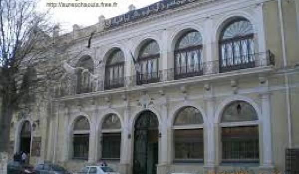 Le théâtre de Batna.