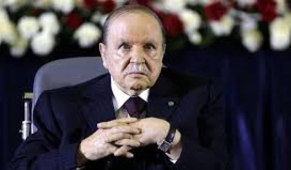 Même impotent, la France veut que Bouteflika garde le pouvoir.